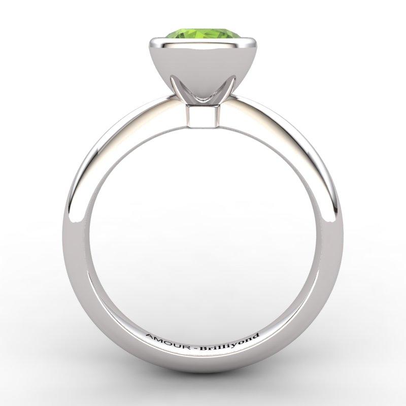 Classic Peridot Ring _image2)
