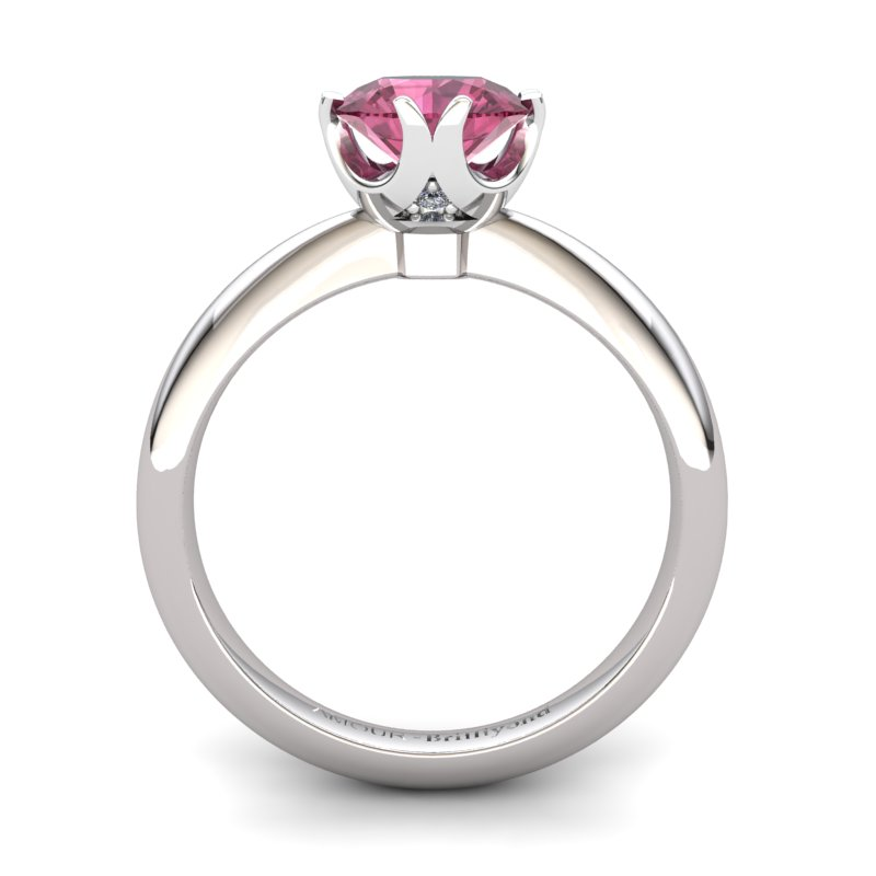 Fire Ring - Garnet_image2)