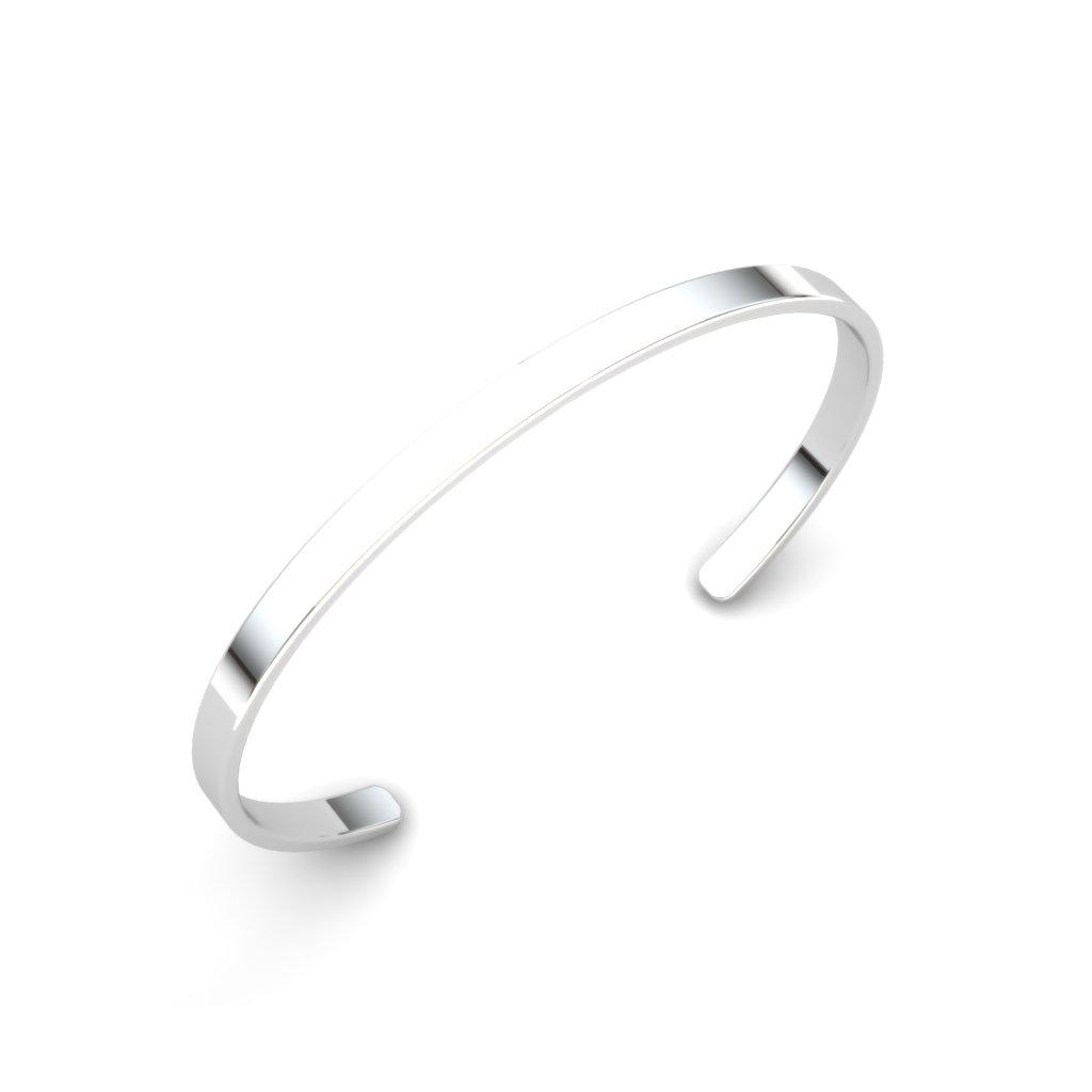 Plain Cuff Bracelet_image1)
